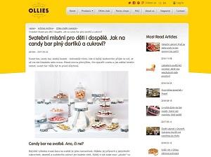 Reference Ollies - Copywriting Ostrava - Eliška Reznerová